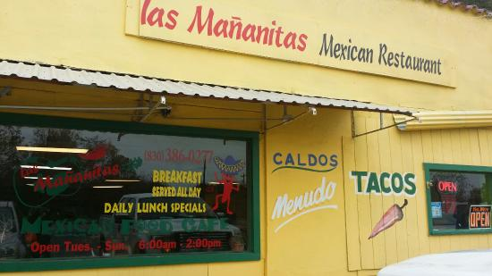 Las Mananitas Mexican Food Cafe