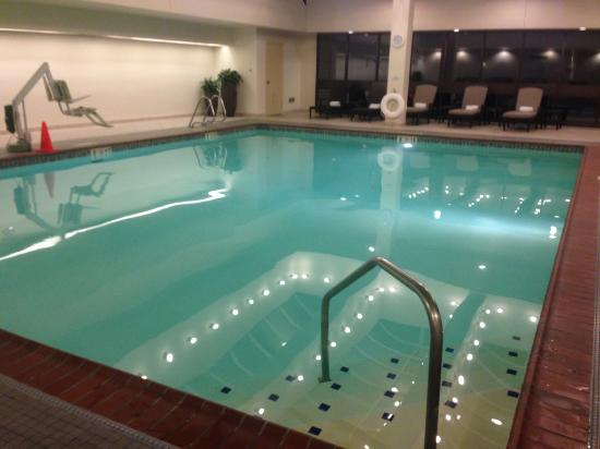 Indoor Pool Picture Of The Westin Seattle Seattle Tripadvisor
