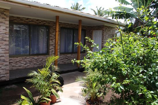 Hotel Tiare Pacific: Room