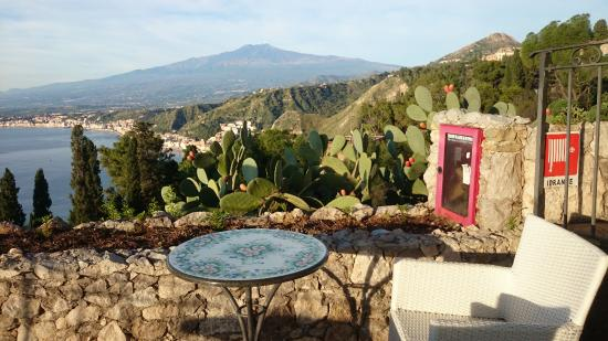 Etna - Picture of Hotel Bel Soggiorno, Taormina - TripAdvisor