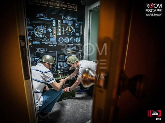 Escape Room Warszawa Room Escape Inżynierska Time