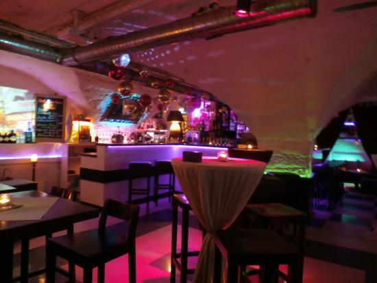 Seating bild von canape bar lounge konstanz tripadvisor for Canape konstanz