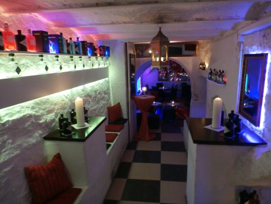 Decorations bild von canape bar lounge konstanz for Canape konstanz