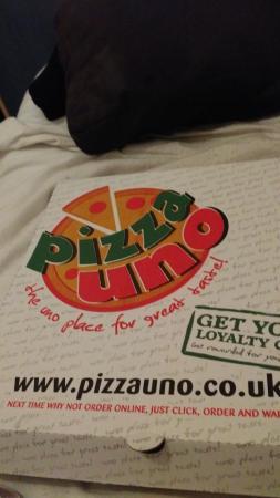 Pizza Uno Sunderland 52 54 St Lukes Tce Restaurant