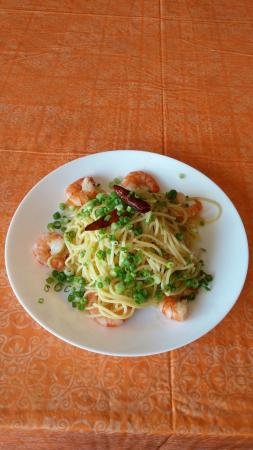 Spaghetti Cafe Prairie
