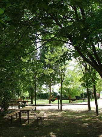 Libolla, Włochy: Il parco