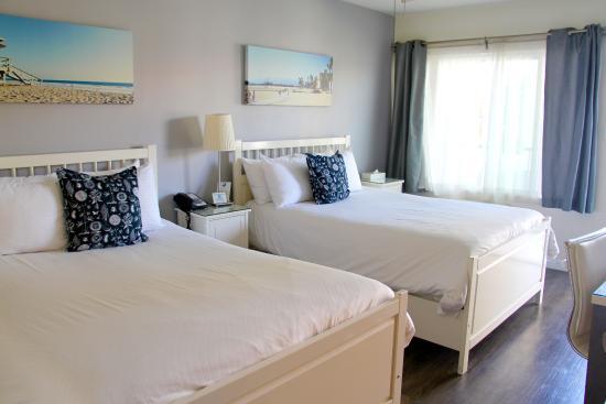 Bayside Hotel: Garden View 2 Beds Room