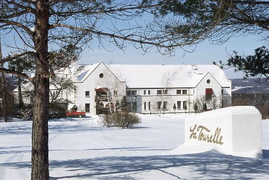 La Tourelle Hotel, Bistro, Spa: Winter at La Tourelle