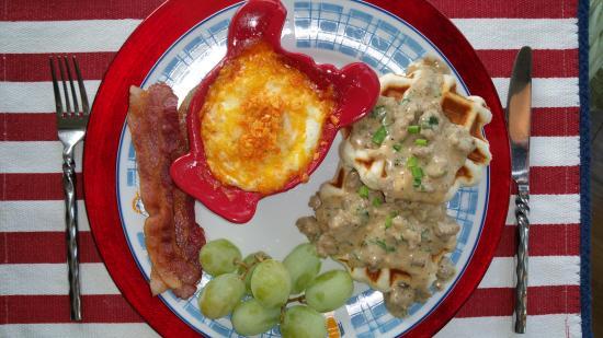 Shelton, WA: Breakfast #2