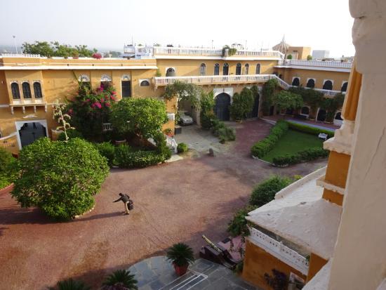 Deogarh Mahal : Hotel