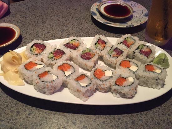 Chiba Ken: Just some rolls