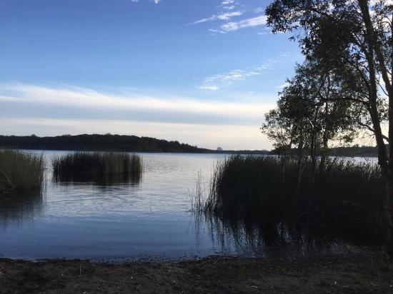 Mooloolah Valley, Australia: Ewen Maddock Dam