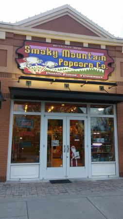 Smoky Mountain Popcorn Co.