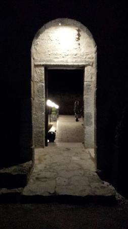 Airvault, Francia: Crêperie du vieux château