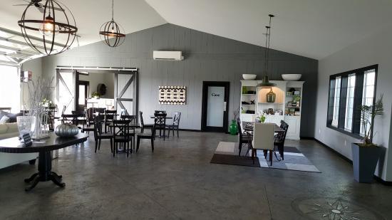 Tasting Room Picture Of James Charles Winery Vineyard Winchester Tripadvisor