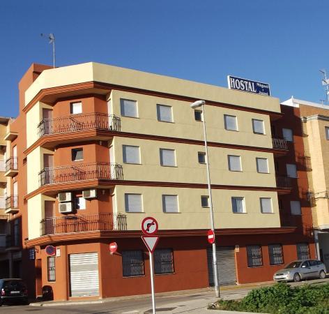 Alcudia, Spania: Hostal MIGUEL I JUANI