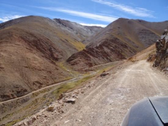 La Poma, Argentina: Acay5