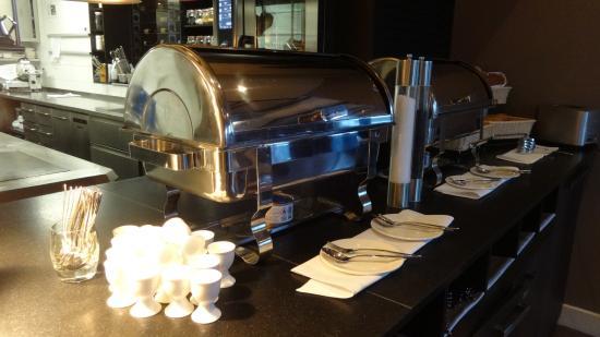 Sandton IJsselhotel Deventer: ontbijt