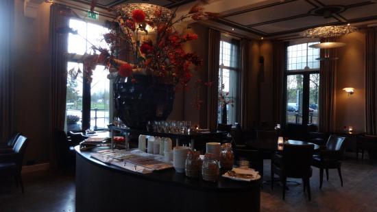 Sandton IJsselhotel Deventer: restaurant
