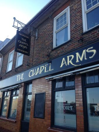 ‪The Chapel Arms‬