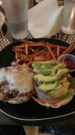 Caffe Cocina in Poulsbo serves a wide variety of food, from salads, to burgers, and drinks from