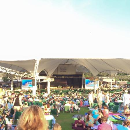view from the lawn picture of cynthia woods mitchell pavilion the rh tripadvisor com sg