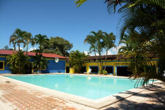 Hotel Villa De Ada: Pool