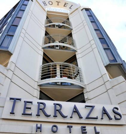 Frente Picture Of Terrazas Hotel Pergamino Tripadvisor