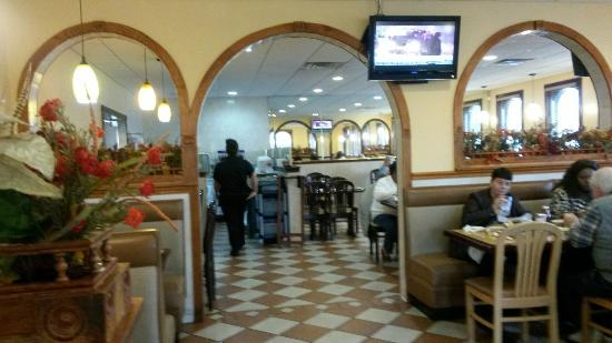 Vineland, Нью-Джерси: Golden Palace Diner