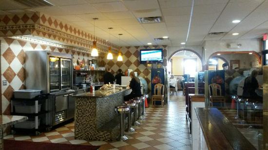 Vineland, NJ: Golden Palace Diner