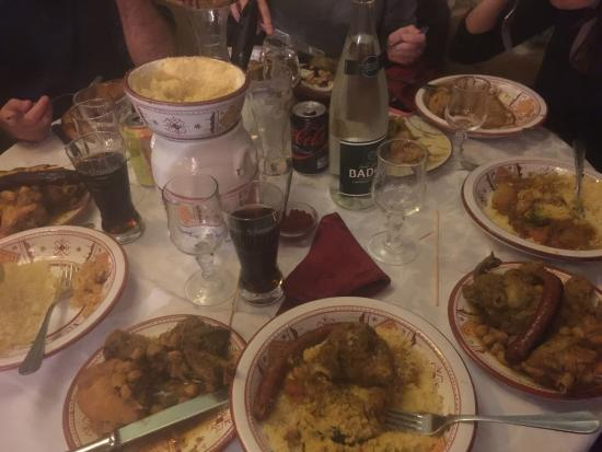 photo0 - photo de la table marocaine, istres - tripadvisor