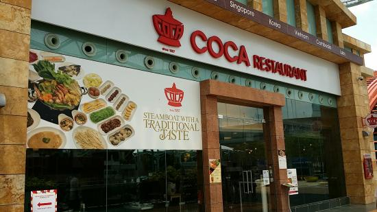 Coca Suki Steamboat Restaurant