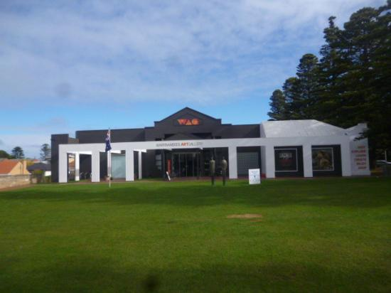 ‪Warrnambool Art Gallery‬