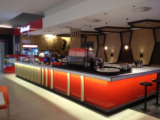 Redcliffe, Australie : Counter area