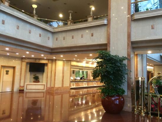 Φουζχού, Κίνα: フロントロビー
