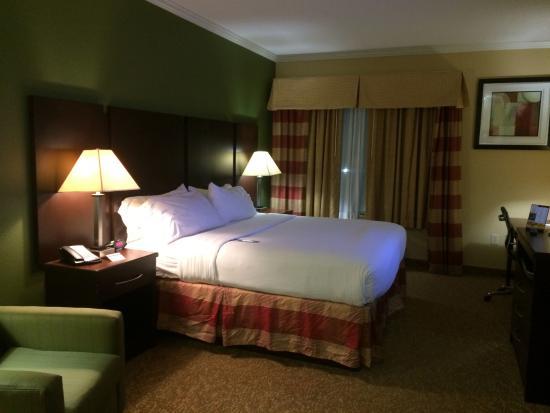 Holiday Inn Express & Suites Bonifay : Bedroom