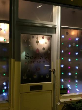 Sosio's