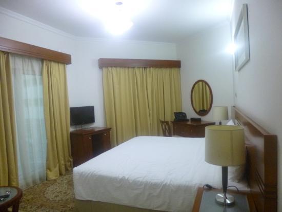 Rose Garden Hotel Apartments Bur Dubai Chambre