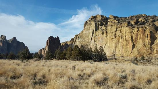 Smith Rock State Park Picture