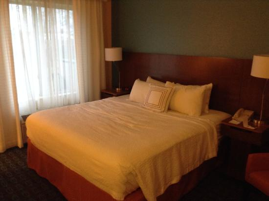 Fairfield Inn & Suites Cleveland Avon : :)