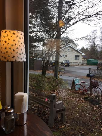 Bellscabin cafe & guesthouse : view of the outside