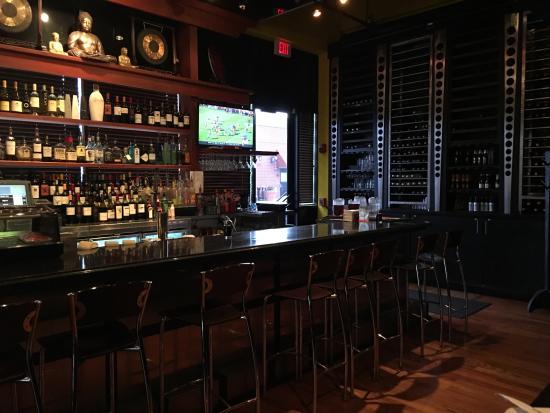 Addison, IL: Sushi bar section