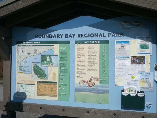 Delta, Kanada: Boundary Bay Regional Park is a feast of mother nature.