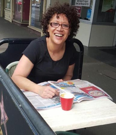 Camperdown, Australia: Shirley Arndell, Owner of Cafe 153