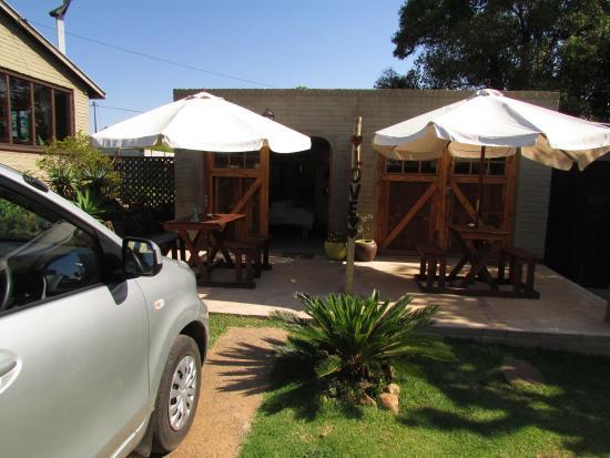 Graskop, جنوب أفريقيا: Aussenbereich