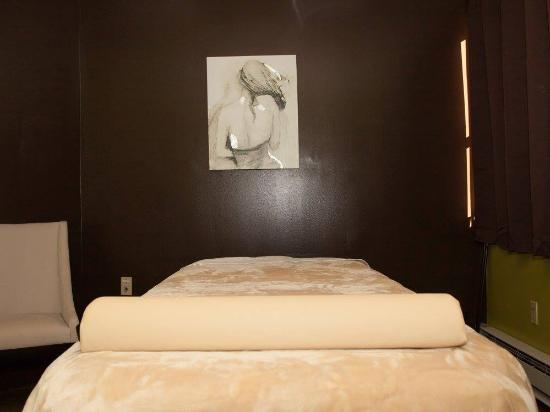 Maplewood, Nueva Jersey: Massage room 3