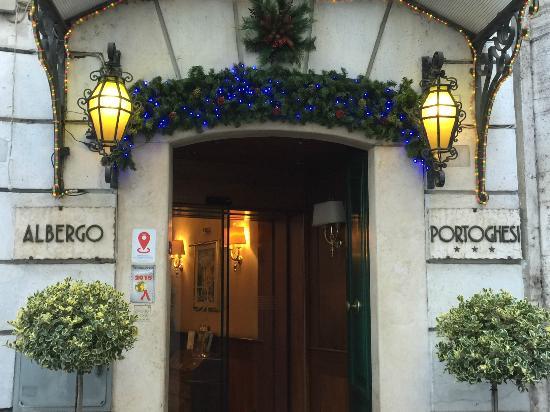 Hotel Portoghesi: Preparazione al Natale
