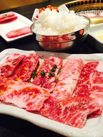 Yakiniku (Grilled meat) Meimon Fuchu