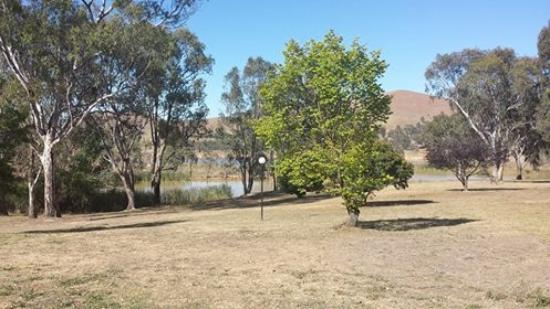 Bonnie Doon Hotel: Gorgeous view from our room