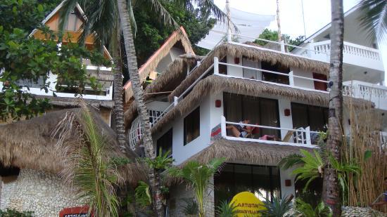 Artista Beach Villas: Отель 1